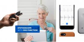 EKO DUO – A NEW PORTABLE STETHOSCOPE WITH EKG FUNCTION - Bimedis - 1