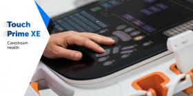 CARESTREAM HEALTH INTRODUCES THE TOUCH PRIME XE ULTRASOUND SYSTEM - Bimedis - 1