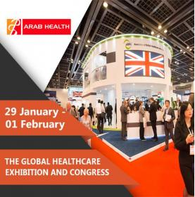 THE ARAB HEALTH EXHIBITION BRINGS TOGETHER THE BEST HEALTHCARE REPRESENTATIVES - Bimedis - 1
