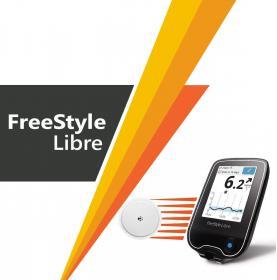 FREESTYLE LIBRE: GLUCOSE LEVEL MONITORING BY ABBOTT - Bimedis - 1